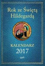 Rok ze Świętą Hildegardą Kalendarz 2017