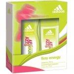 Adidas Fizzy Energy Shower Gel 250 ml + Deodorant Body Fragrance 75 ml