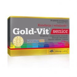 OLIMP Gold-Vit Senior 30 tabl.