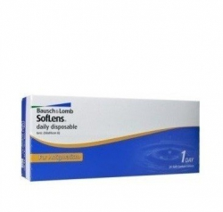 Soflens Daily Disposable for Astigmatism 30 szt.