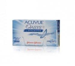 Acuvue Oasys for Astigmatism 6 szt.+GRATIS balsam (do 2op.)