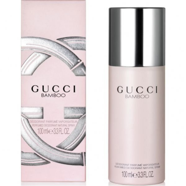 Gucci Bamboo Perfumed Deodorant Natural Spray 100 ml