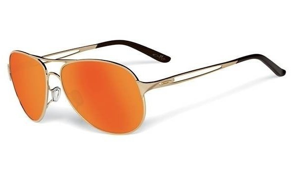 Oakley CAVEAT Polished Gold/Fire Iridium OO4054-17