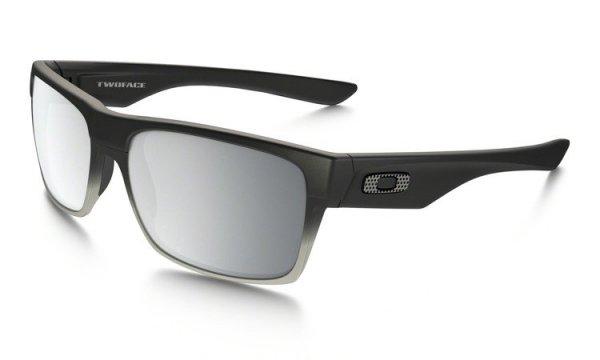 Okulary Oakley TWOFACE Matte Black / Chrome Iridium OO9189-30