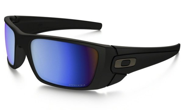 Oakley FUEL CELL. Matte Black/Prizm Deep Polarized OO9096-D8