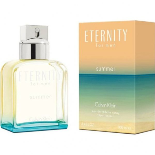 Calvin Klein Eternity Summer for Men EdT 100 ml - 2015