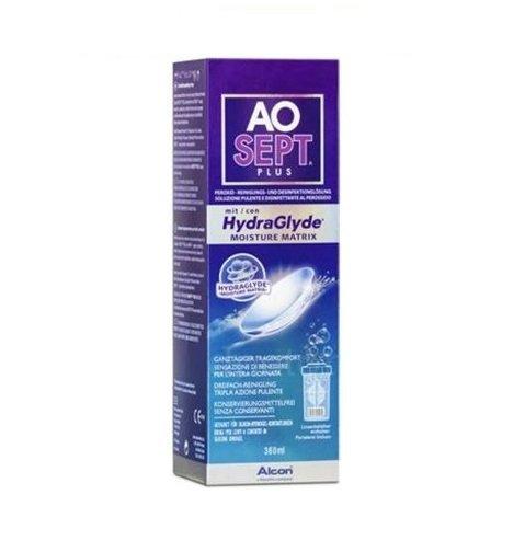 Płyn AOSEPT Plus HydraGlyde 360ml.