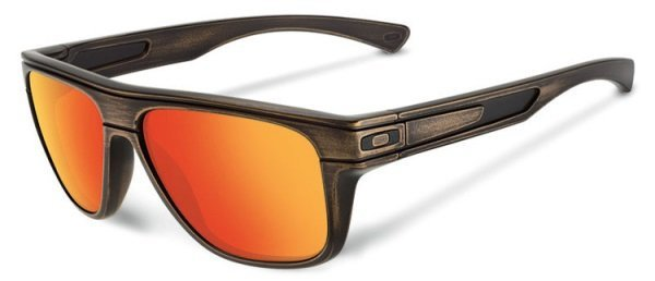 Oakley BREADBOX Bronze Decay/Ruby Iridium OO9199-16