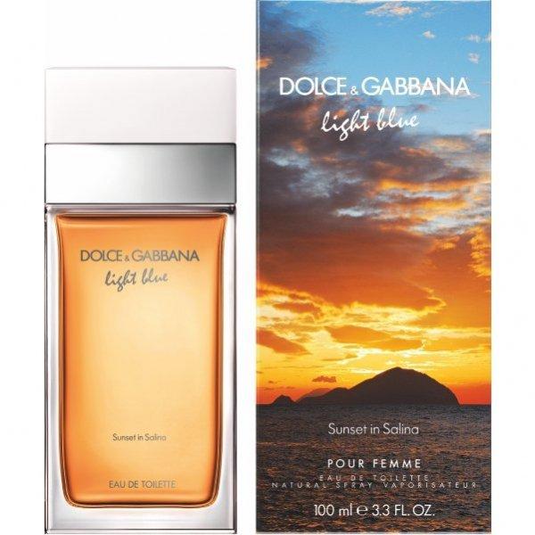 Dolce & Gabbana Light Blue Pour Femme Sunset in Salina EdT 100 ml