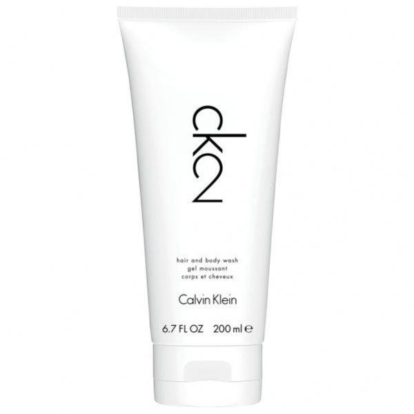 Calvin Klein CK2 Hari and Body Wash 200 ml