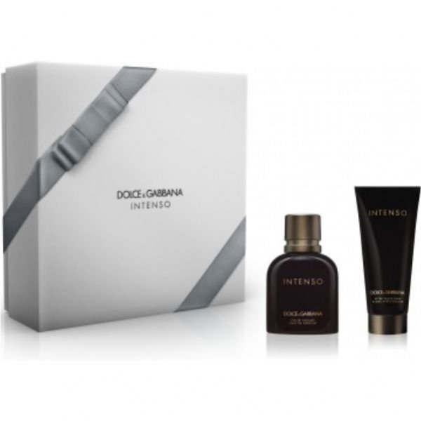 Dolce & Gabbana Pour Homme Intenso EdP 75 ml + After Shave Balm 100 ml
