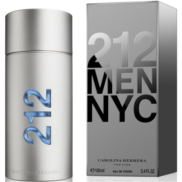 Carolina Herrera 212 Men EdT 100 ml