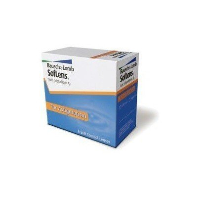 Soflens for Astigmatism 6 szt.