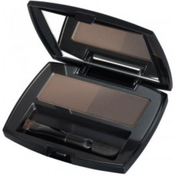 IsaDora Perfect Brows Duo Compact Powder zestaw cieni do brwi w kompakcie