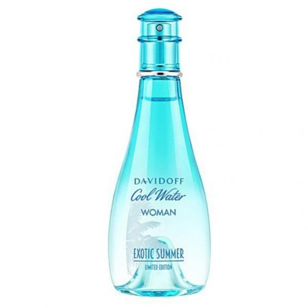Davidoff Cool Water Exotic Summer Woman EdT 100 ml