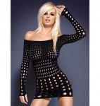 Rocker sukienka czarna XL/XXL