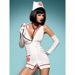 Emergency dress + stetoskop L/XL