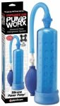 Pw Silicone Power Pump Blue