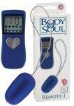 BodyandSoul Remote 1 Blue