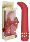 Crystal G-Spot Vibe Red