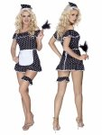Roxana Maids outfit S/black