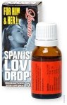 Spanish Love Drops S-Drops