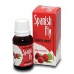 SPANISH DROPS RASPBERRY ROMANCE 15