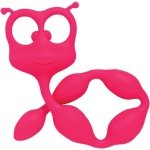 Dildo dla kobiet FUN FACTORY Flexi Felix, różowy