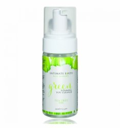 Intimate Earth - Green Foaming Toy Cleaner 100 ml