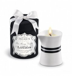 Świeca do masażu Petits Joujoux Fine Massage Candles - A trip to London (duża)