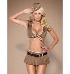 814-CST-4 żołnierka kostium S/M