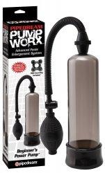 Pw Beginners Power Pump Black