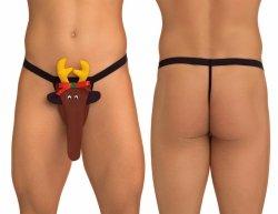 Reindeer string O-S/brown