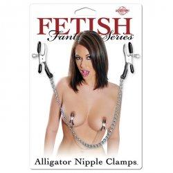 FF ALIGATOR NIPPLE CLAMPS