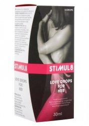 STIMUL8 LOVE DROPS FOR HER 30ML