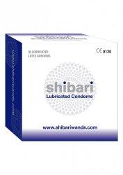LUBRICATED LATEX CONDOMS 36PC BOX