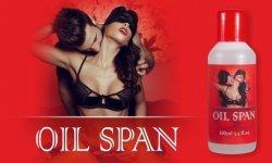 Olejek erotyczny Oil Span 100ml