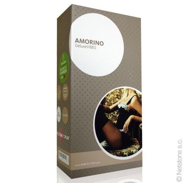 Wibrator dla kobiet  FUN FACTORY Amorino, turkusowy