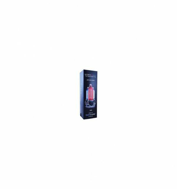 Pompka do powiększania penisa Bathmate - Hydromax X40 (czerwona)