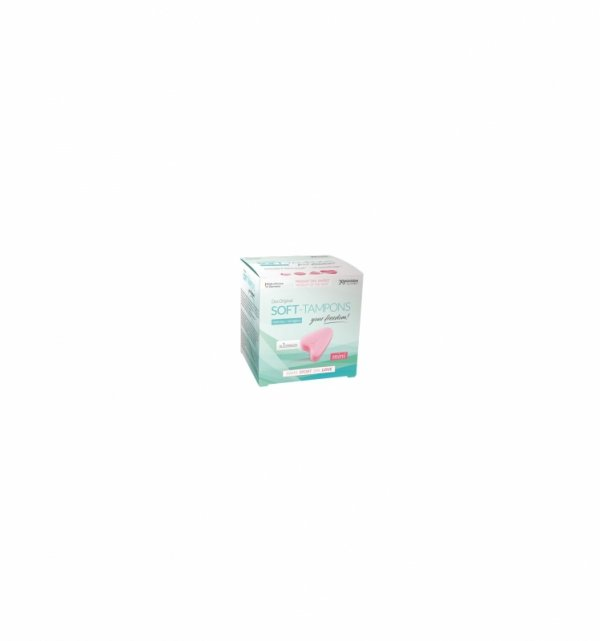 Tampony Soft-Tampons mini (box of 3)