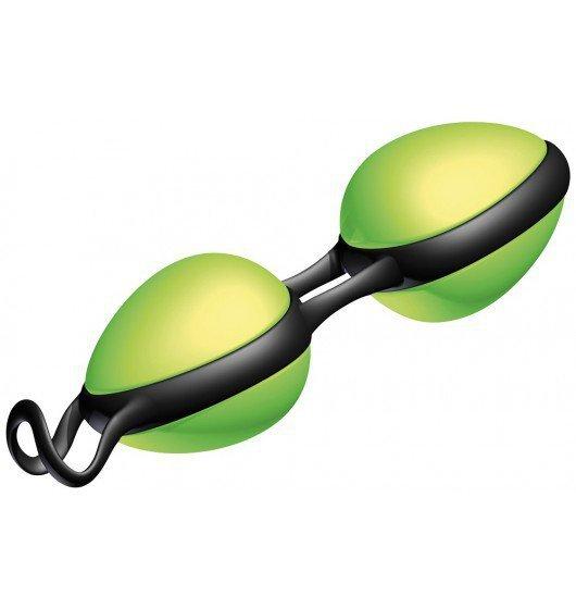 Kulki gejszy Joyballs Secret (zieleń/czerń)