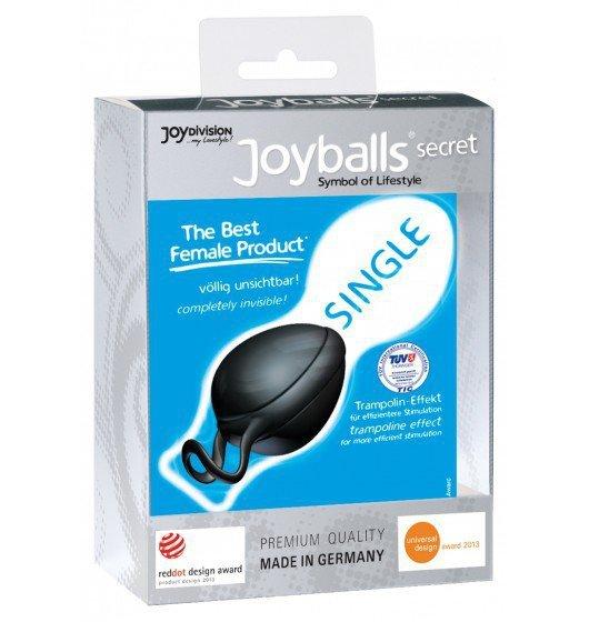 Kulki gejszy Joyballs Secret Single (czerń)
