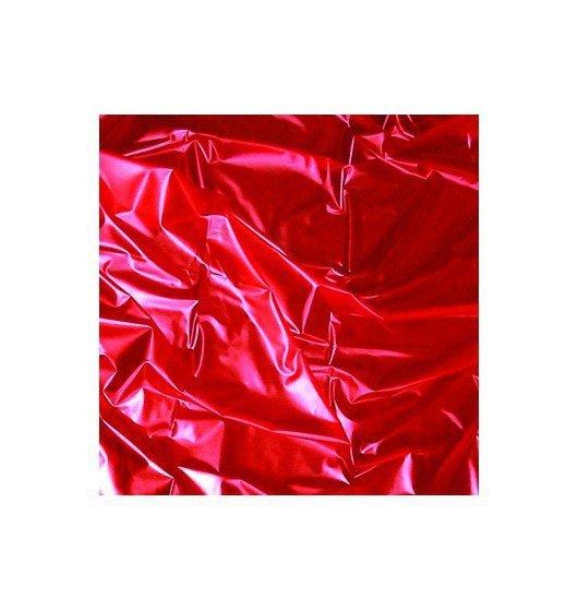 Prześcieradło winylowe Feucht-Spielwiese 180 x 260 (red)