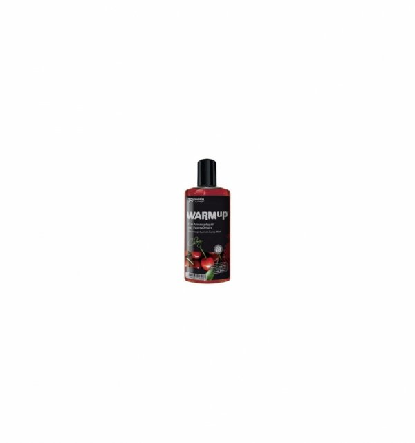 Olejek do masażu WARMup Cherry 150 ml