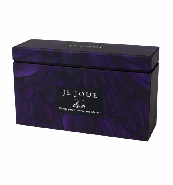 Wibrator Je Joue - Dua, liliowy
