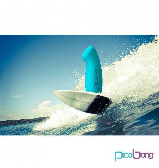 Masażer intymny Picobong Kiki (niebieski)
