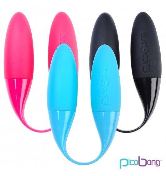 Wibrator dla par Picobong Mahana czarny