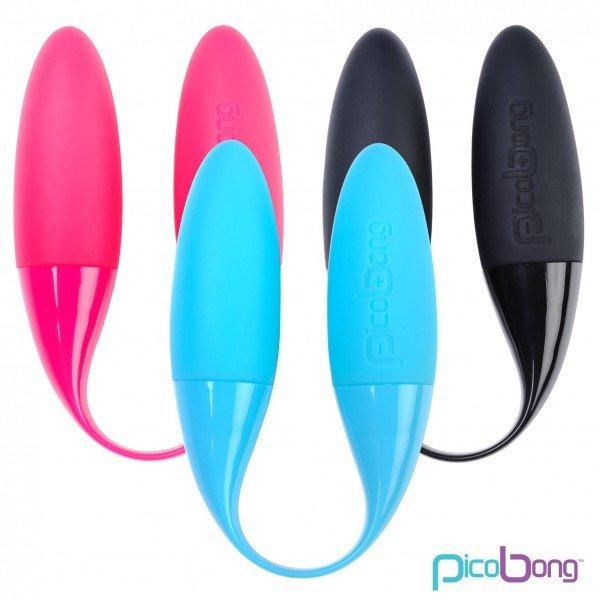 Wibrator dla par Picobong Mahana (wiśniowy)