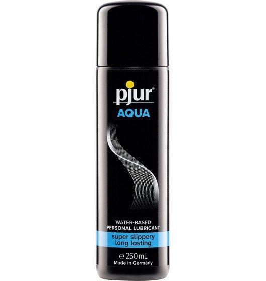 Lubrykant pjur Aqua 250 ml (butelka z pompką)