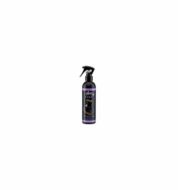 Nabłyszczacz dolateksu i skóry pjur Cult Ultra Shine 250 ml